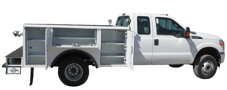 HD Service Bodies | Enoven Truck Body + Equipment